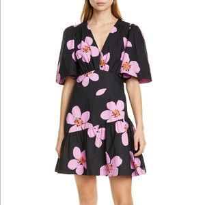 Kate Spade Grand Flora Dress size 14